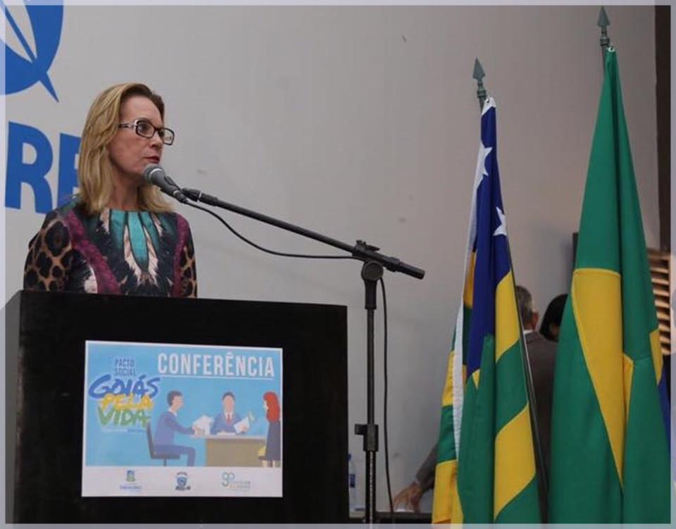 Leda Borges reassume o comando da Secretaria Cidadã / Blog do Carlos