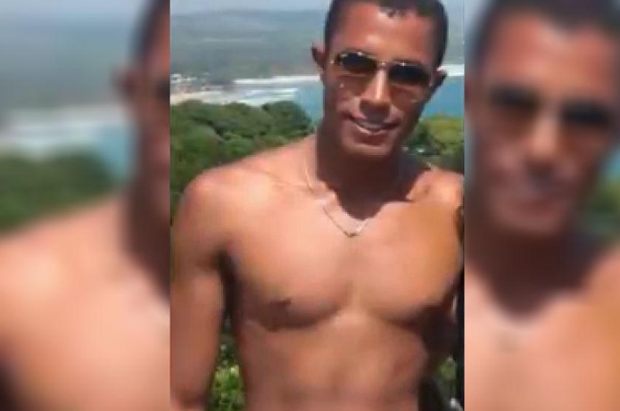Brasiliense morto em Valparaíso