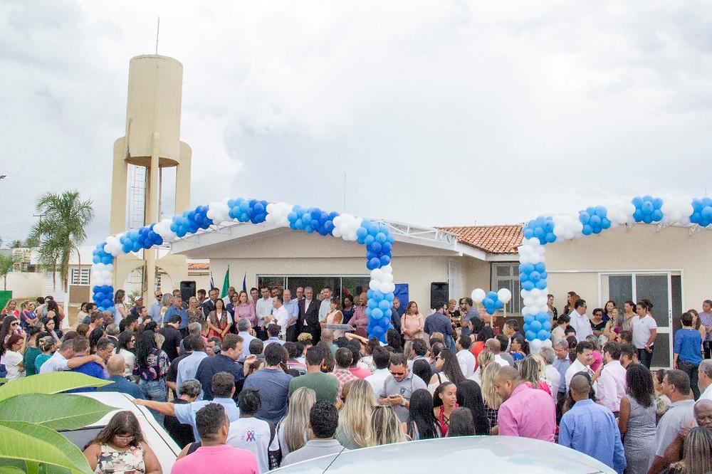 Reforma do Hospital Municipal de Valparaíso é entregue para a sociedade