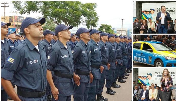 Guarda Municipal de Valparaíso já é uma realidade