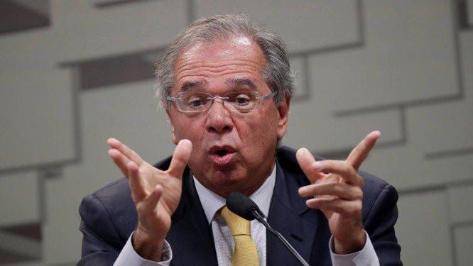 Ministro Paulo Guedes diz que principal opositor do governo é ele mesmo