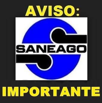 Comunicado importante da SANEAGO Valparaíso