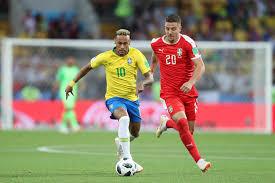Brasil vence a Sérvia e passa para as oitavas de final da Copa
