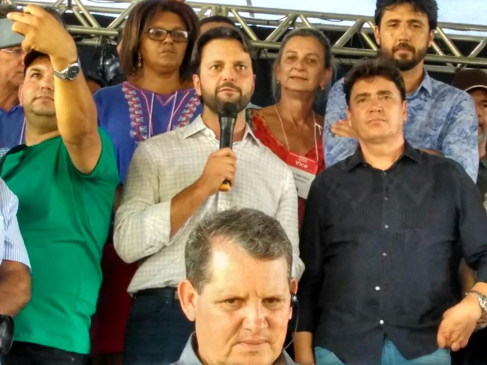 Senador Wilder Morais demonstra força e bate o martelo sobre candidatura em 2018