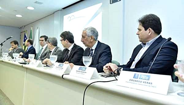 Baixa qualidade dos serviços da Enel é discutido entre entidades representantes dos empresários goianos e ANEEL