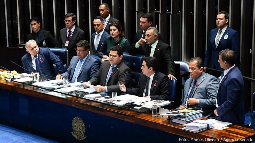 Senado Federal aprova Reforma da Previdência em primeiro turno