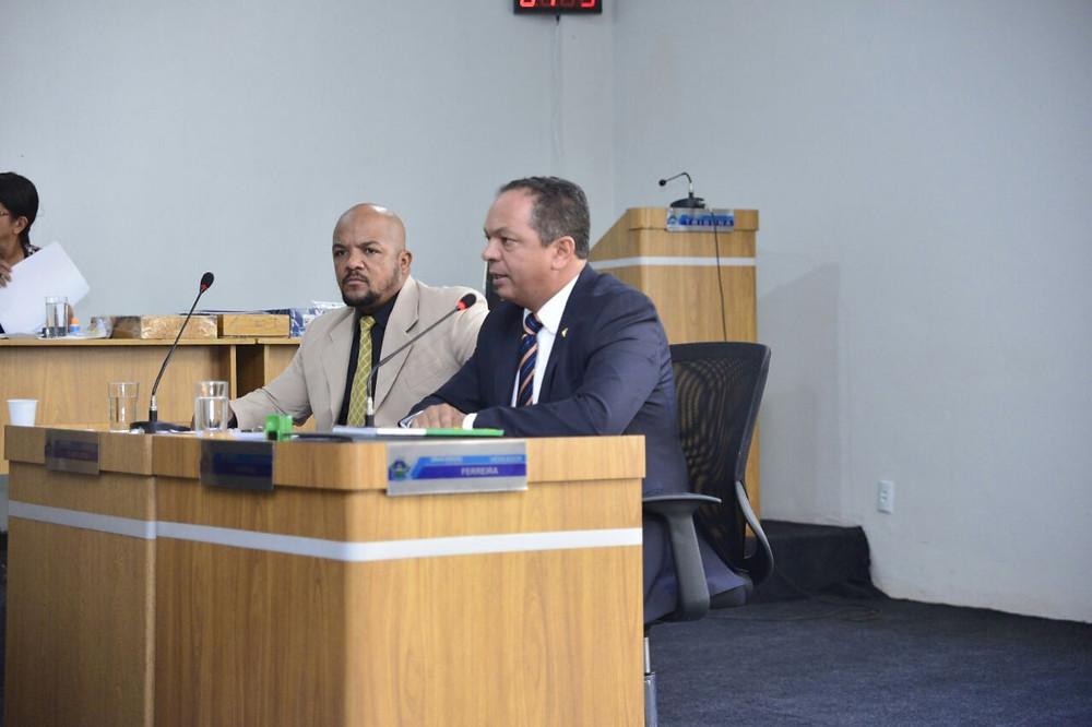 Vereador Ferreira fala sobre a criação da Guarda Civil Minicipal