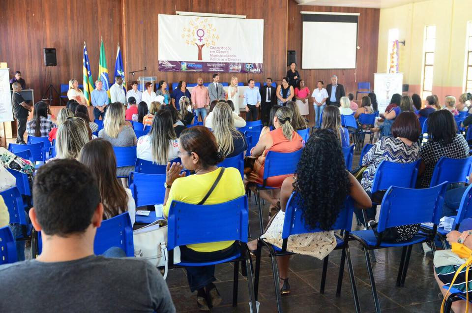 Parceria entre estado e município promove Capacitação em Gênero Municipalizada em Valparaíso
