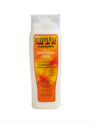 Cantu SB NATURAL HAIR HYDRATING cream conditioner