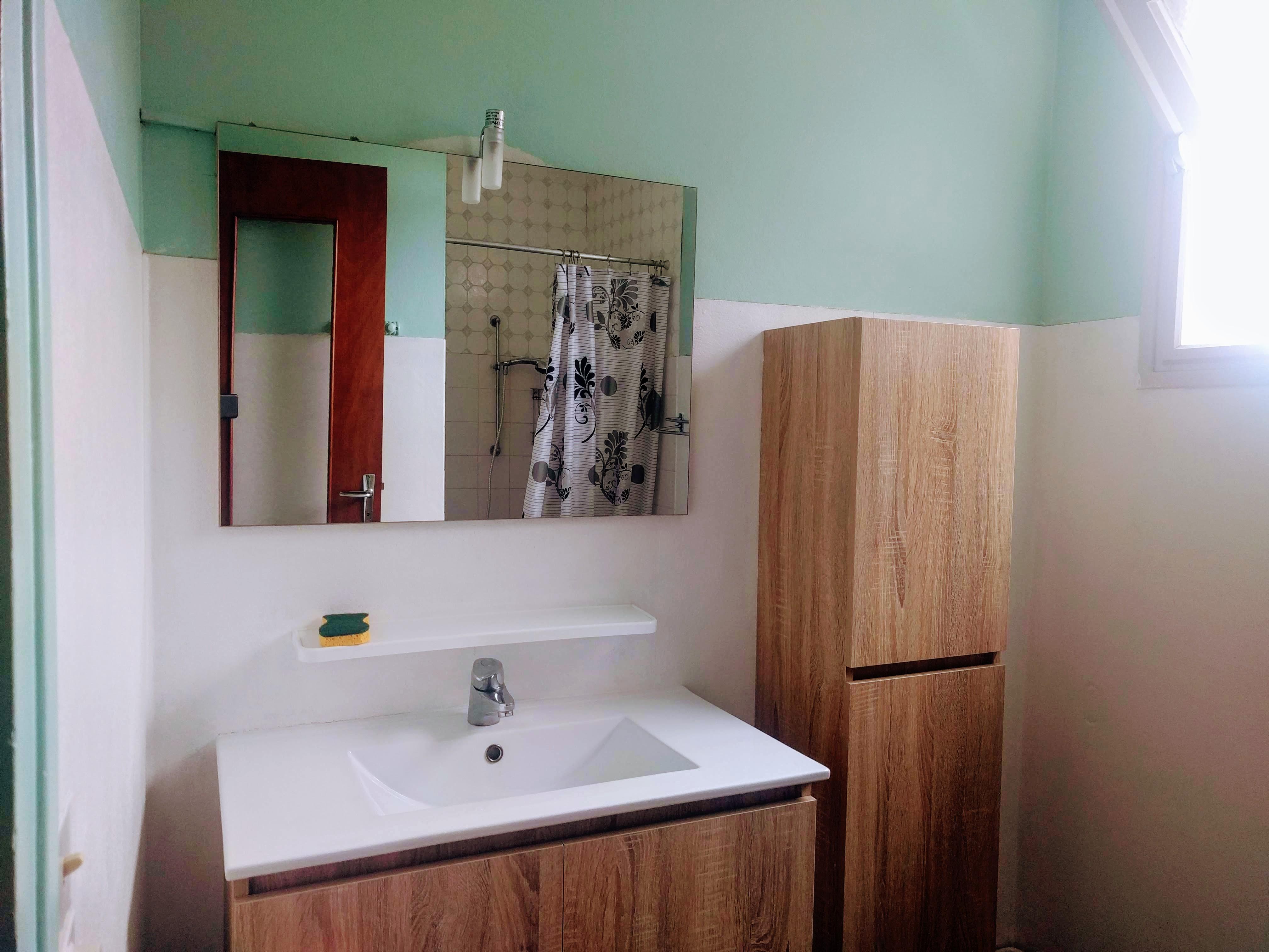 Maydi Est salle de bain