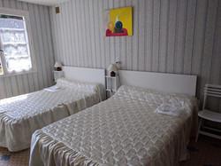 Les Hirondelles chambre 2