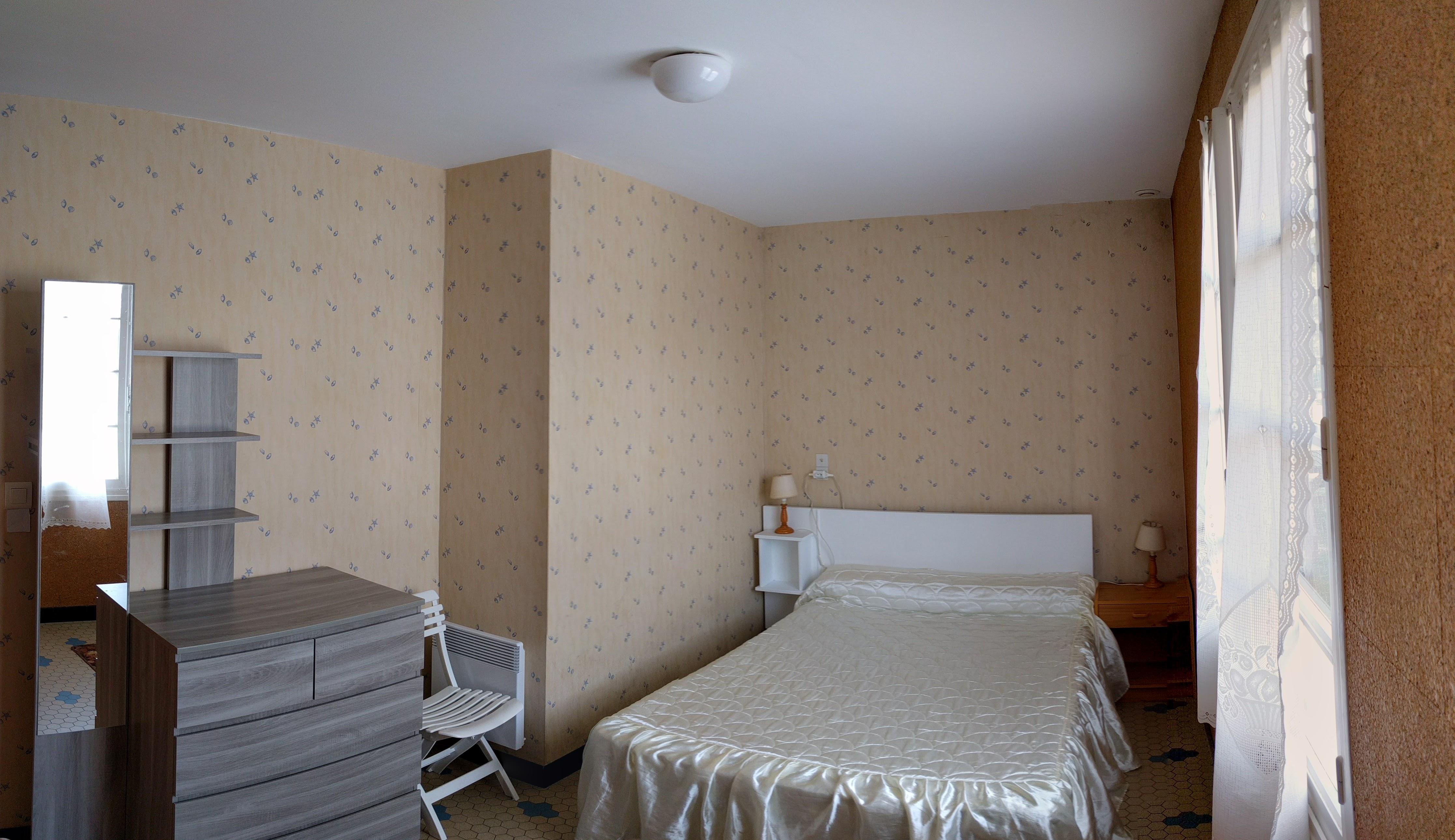 Les Hirondelles chambre 1
