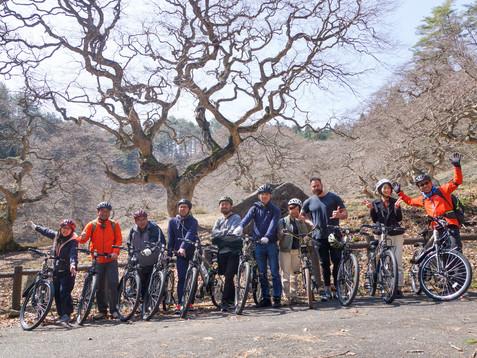ジン大ライド ~里山のんびり自転車ツアー~