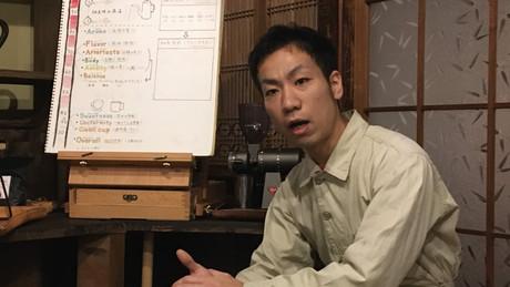 Machi+Goto企画「元コーヒー農園ガイドが美味しいコーヒーの秘密教えます。(焙煎編)」