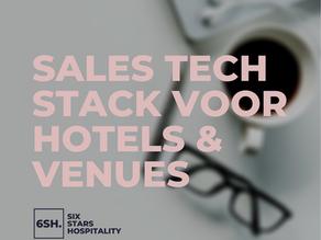 7 X super sales tools voor een sterke tech stack!