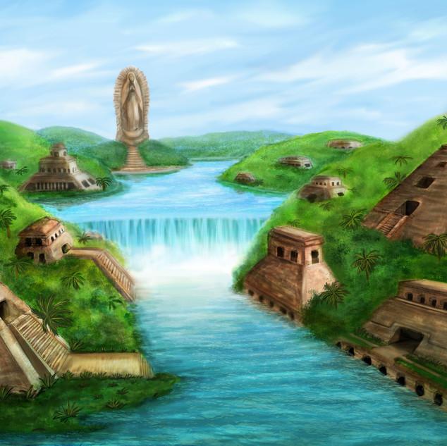 The City of Tonantzi