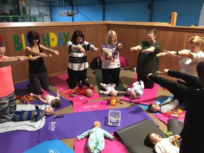 Why practice baby yoga?