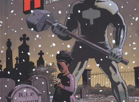 Black Hammer, Tome 2 : L'incident