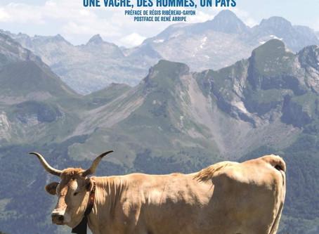 La béarnaise - Une vache, des hommes, un pays