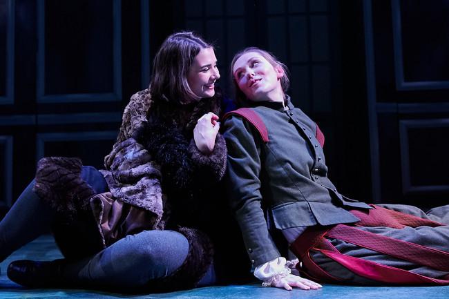 Orlando by Virgina Woolf adapted by Sarah Ruhl