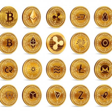 Quantas criptomoedas existem atualmente?
