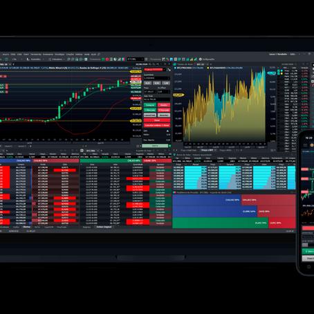 Vector - Presente e futuro em tecnologia para você fazer trade e investir em cripto com facilidade