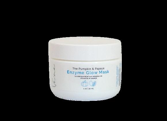 The Pumpkin & Papaya Enzyme Glow Mask