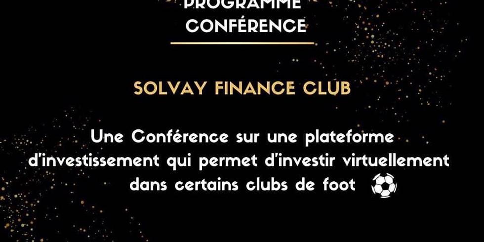 BESolvay Night - Solvay Finance Club