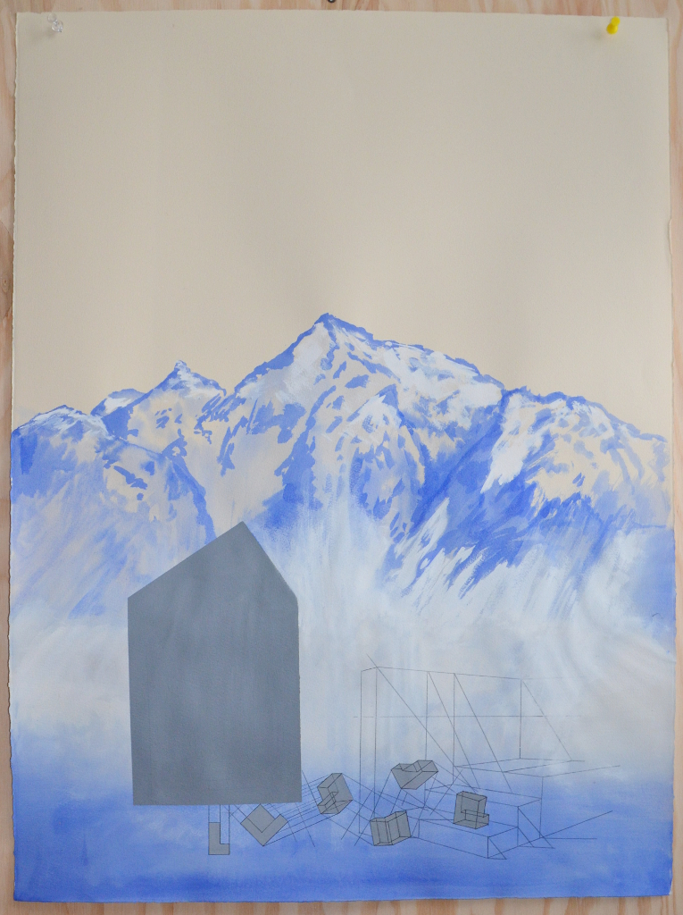 Mountains no.1