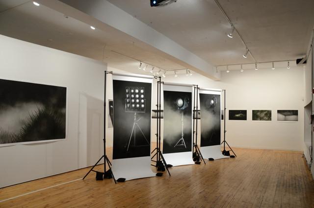 Installation at Artspace / 2013