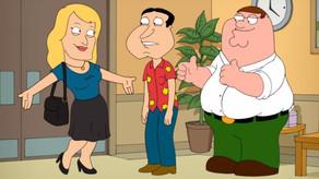 """Episode 07 Family Guy """"Quagmires Dad"""""""
