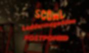 scowl Laddermageddon logo Instagram post
