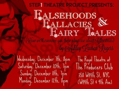 Falsehoods, Fallacies, & Fairy Tales On Sale!
