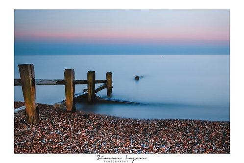 Pevensey Bay Sunset