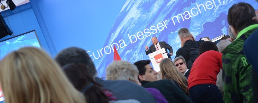 Personalised election campaign of the SPD: not second-order after all? © Vincent Venus
