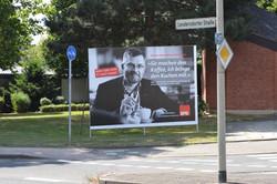 Bundestagswahlkampf