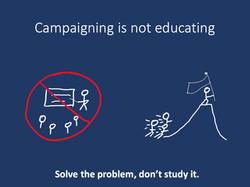 Campaigning Workshop