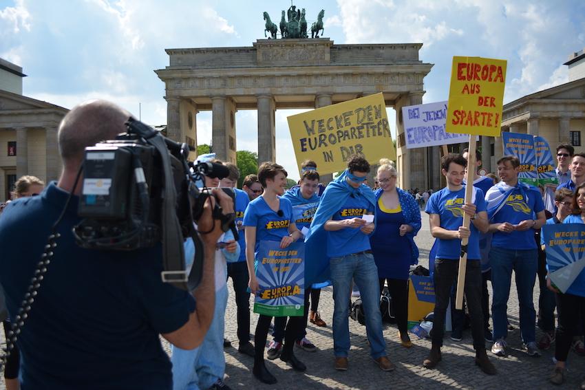 Europaretter Campaign 2014
