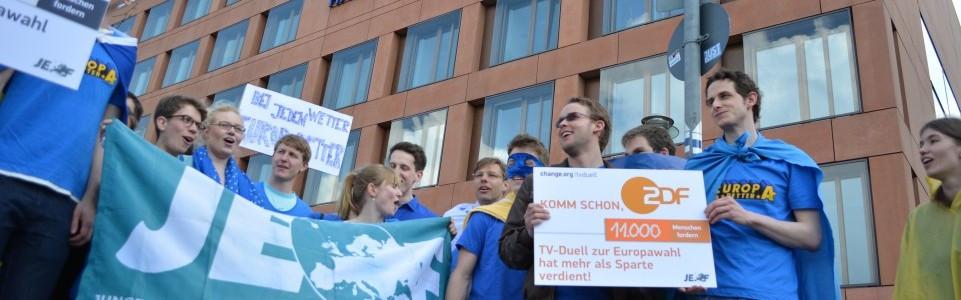 Youth NGO Campaigning