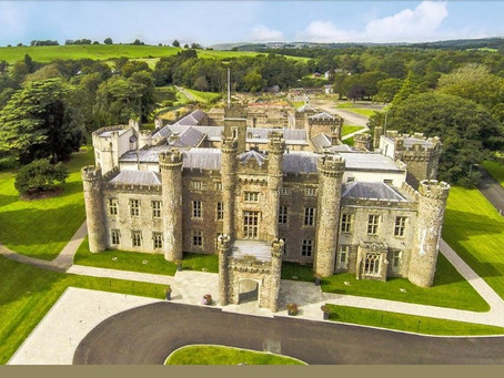 Hensol Castle Summer Wedding Showcase is on May 18th 2017