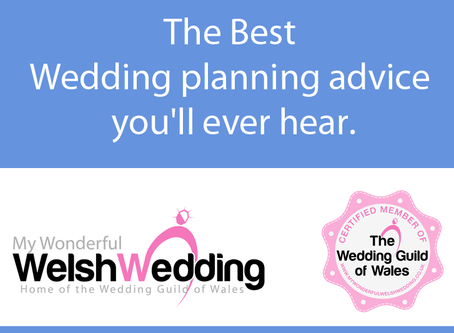 The Best Wedding planning advice you'll ever hear.