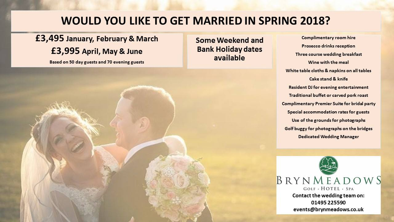 Bryn Meadows Wedding Experience Evening My Wonderful Welsh Planning South Wales