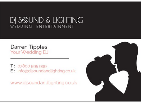 Multi award winning South Wales wedding DJ Darren Tipples of DJ Sound and Lighting talks about why h