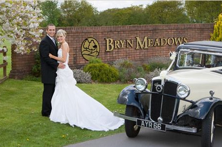 Bryn Meadows Wedding Showcase 2017 - pre register for free tickets