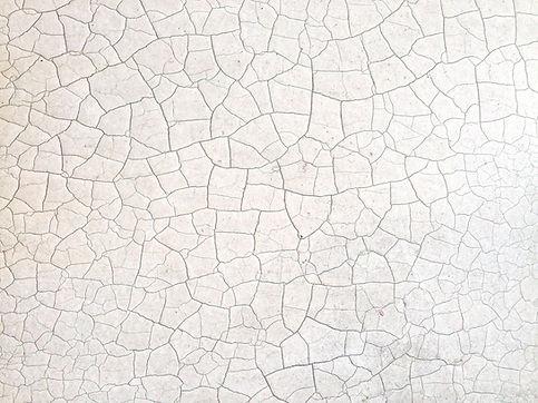 rissige Oberfläche