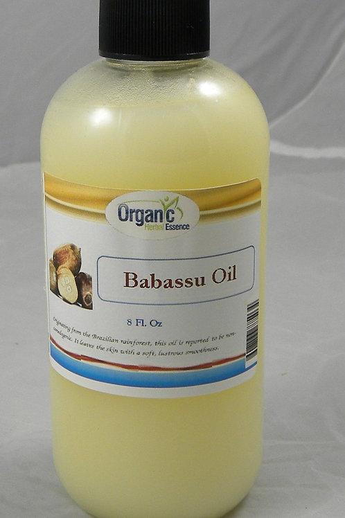 Babassu Oil - 100% Pure and Organic 8 Oz