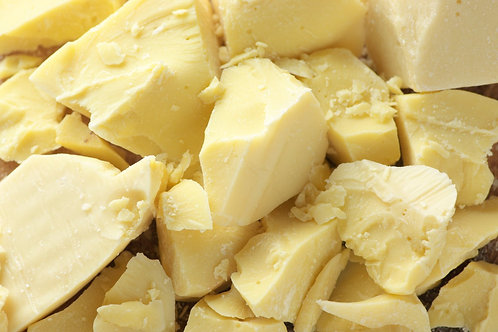 Pure and Raw Cocoa Butter - 2lbs