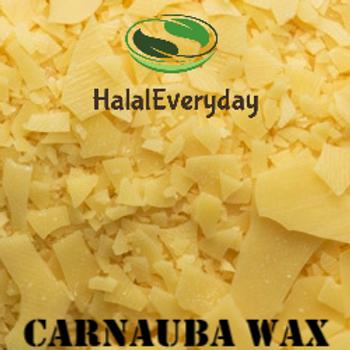 Carnauba Wax - 1 Lb Used in Cosmetics As an Emulsifier