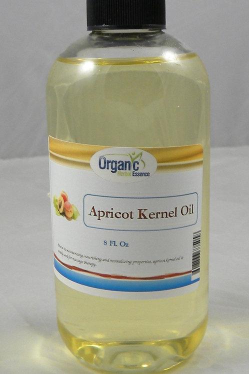 Apricot Kernel Oil - 100% Pure - 8 Oz