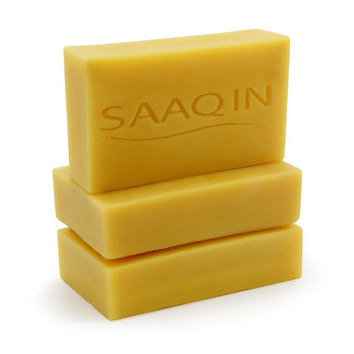 Pack of 3 x 5.5 oz Organic Rectangle Beeswax